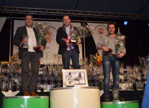 Uitreiking 2e en 3e St. Vincent ZLU 2012 met hulp van Lei Martens