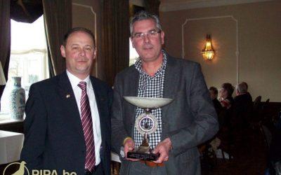 Winnaar meerjarenklassement Euro Diamond Pigeon 2012
